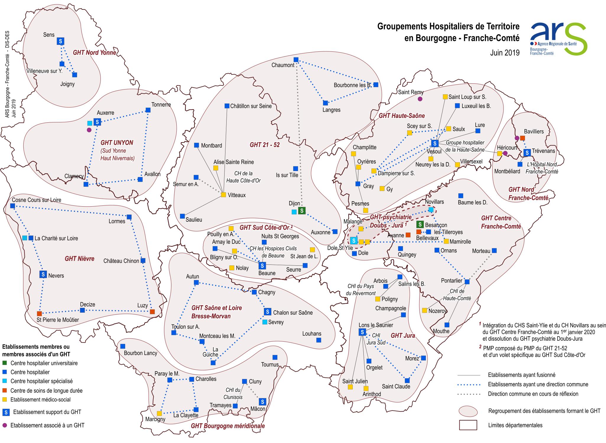Carte Bourgogne Nord.Cartotheque Bourgogne Franche Comte Agence Regionale De