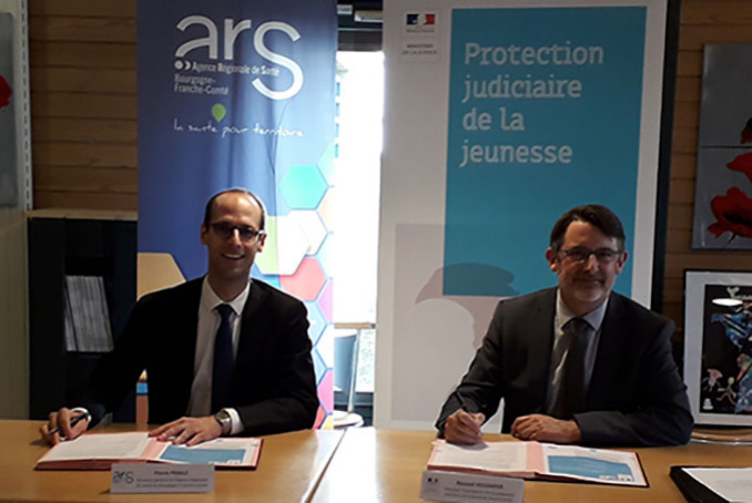 Signature convention ARS-PJJ